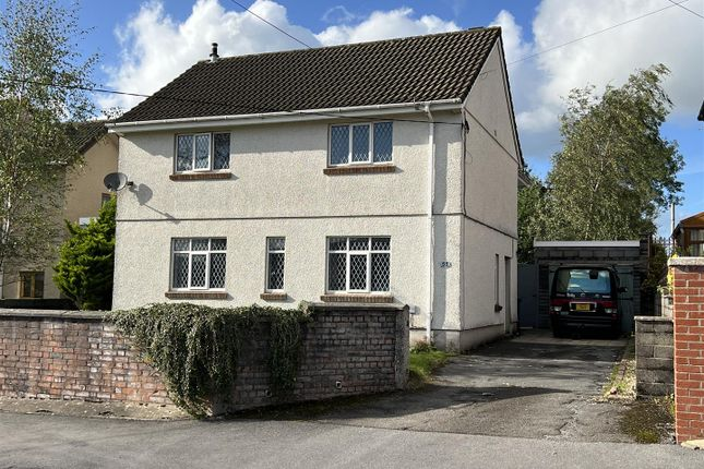 Detached house for sale in Walter Road, Ammanford