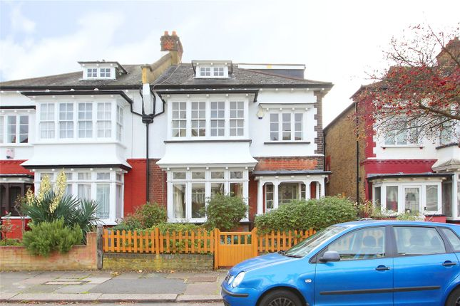 Thumbnail Semi-detached house for sale in Hilldown Road, Streatham, London