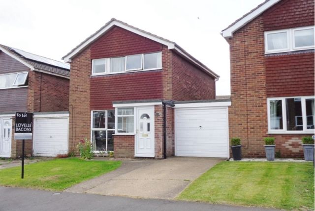 Thumbnail Detached house to rent in Eastfield Road, Keelby, Grimsby