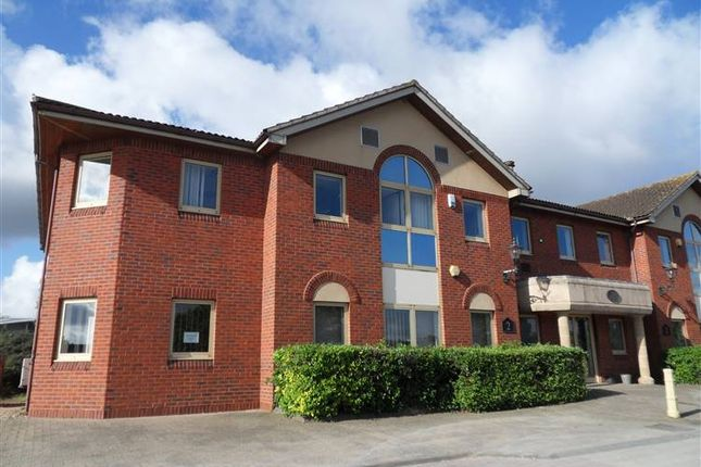 Thumbnail Office to let in Park Five Business Centre, Harrier Way, Sowton Industrial Estate, Exeter
