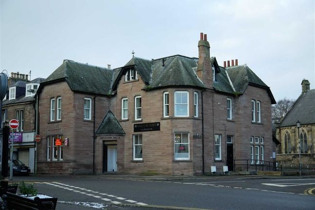 Thumbnail Flat for sale in High Street, Dingwall, Ross-Shire