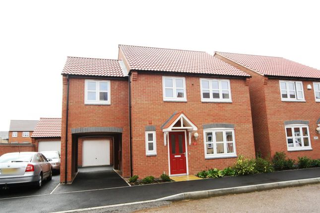 Detached house to rent in Kempton Drive, Barleythorpe, Oakham