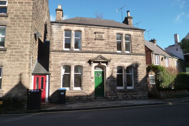 Thumbnail Property to rent in Smedley Street East, Matlock, Derbyshire