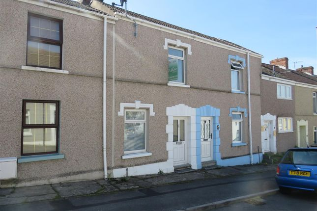 Thumbnail Terraced house for sale in Marble Hall Road, Llanelli