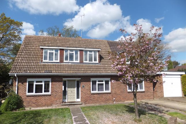 Thumbnail Detached house for sale in Greenlands, Platt, Kent