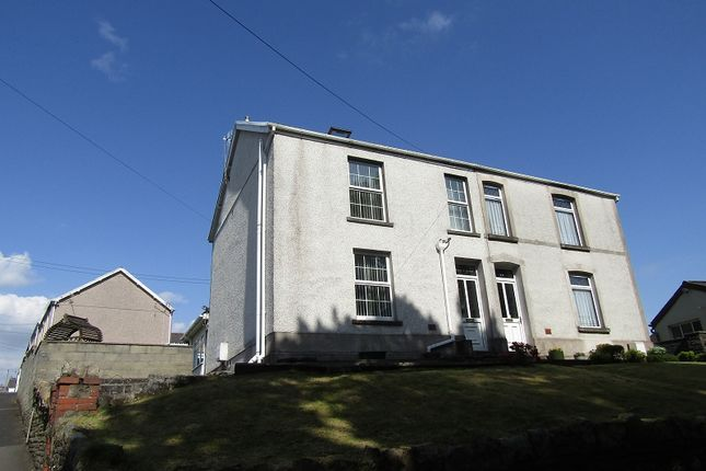 Thumbnail Property for sale in Heol Eithrim, Clydach, Swansea, City And County Of Swansea.