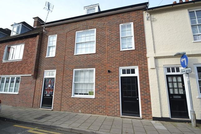 Thumbnail Terraced house to rent in Union Street, Canterbury