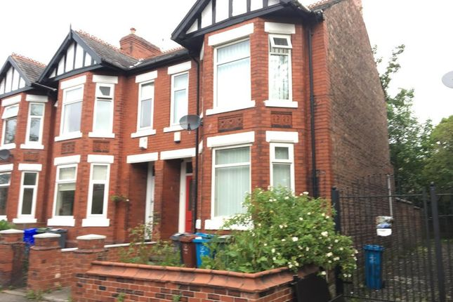 5 bed end terrace house to rent in Langdale Road, Manchester