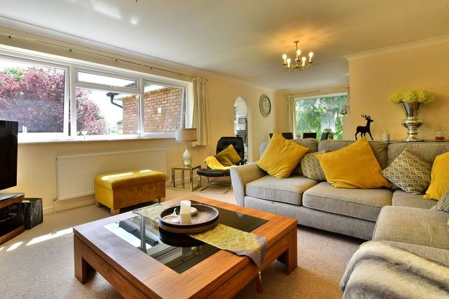 Thumbnail Flat for sale in Trafford Place Macclesfield Road, Wilmslow