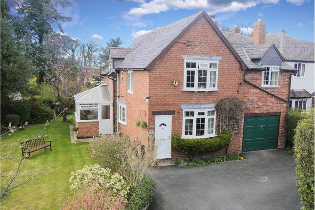 Detached house for sale in Shepherds Lane, Shrewsbury