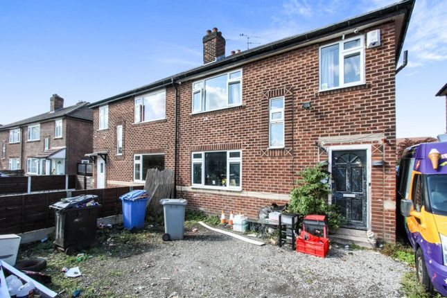 4 bed semi-detached house for sale in Leyburn Avenue, Manchester M41
