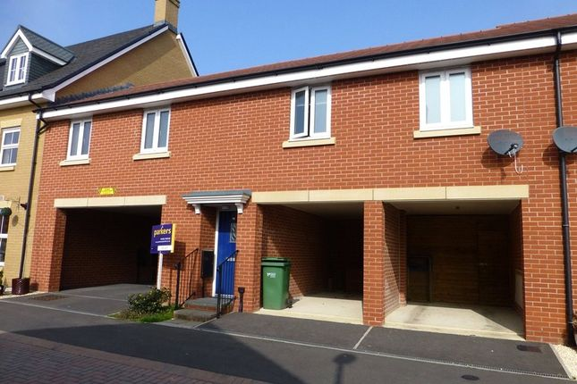 Thumbnail Flat to rent in Jack Russell Close, Stroud, Gloucestershire