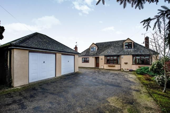 Thumbnail Detached house for sale in Evesham Road, Broadway, Worcestershire, Broadway