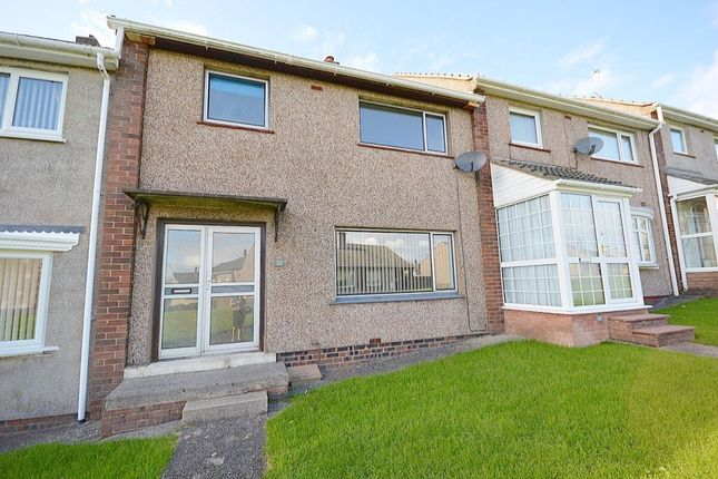 3 bed semi-detached house to rent in Martindale Close, Whitehaven CA28