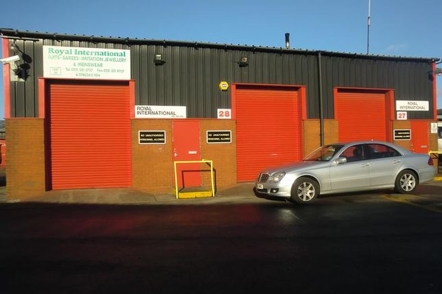Thumbnail Warehouse to let in Northside Business Centre, Wellington Street, Winson Green, Birmingham, West Midlands