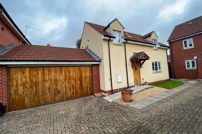 Thumbnail Detached house to rent in Alexandra Mews, Queen Street, North Petherton, Bridgwater