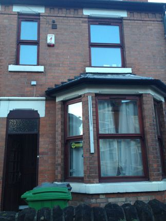 Thumbnail Terraced house to rent in Kimbolton Avenue, Nottingham