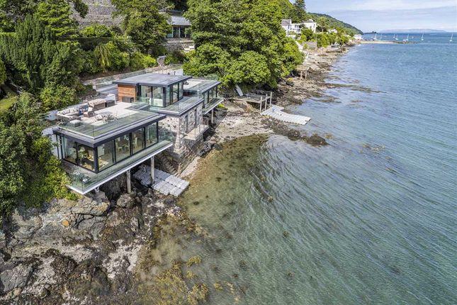 Thumbnail Property for sale in The Beach House, Glyn Garth, Menai Bridge