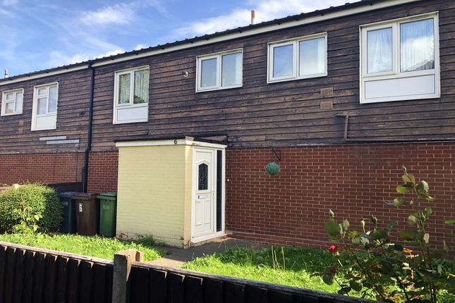 Thumbnail Flat to rent in Marcos Drive, Smiths Wood, Birmingham