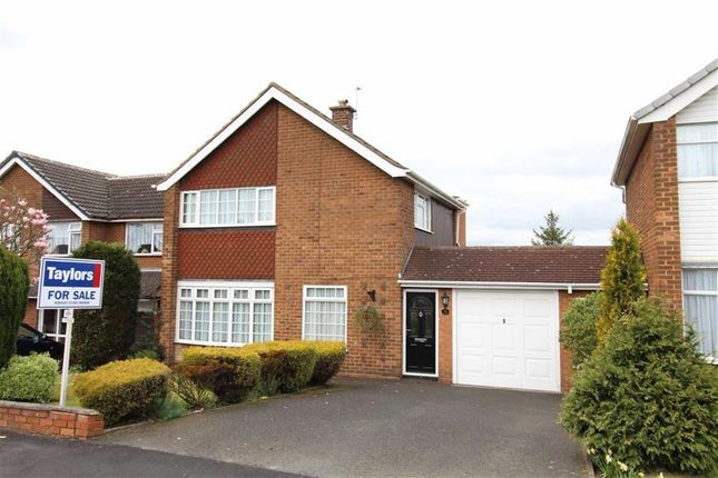Thumbnail Detached house for sale in Sandyfields Road, Sedgley, Dudley