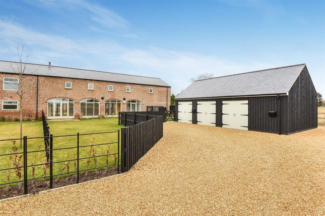 Thumbnail Barn conversion for sale in Carr Lane, Sutton-On-The-Forest, York