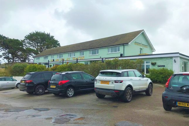 Thumbnail Restaurant/cafe to let in Highly Profitable Hotel And Restaurant TR16, Treleigh, Cornwall