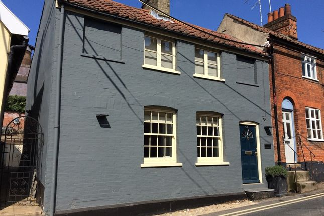 Thumbnail Semi-detached house for sale in Seckford Street, Woodbridge
