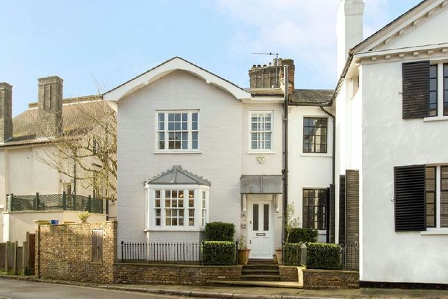 Thumbnail Semi-detached house for sale in Vale Of Health, Hampstead