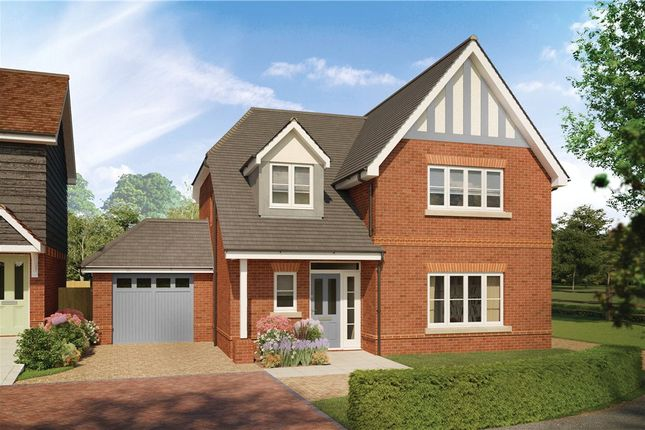 Thumbnail Detached house for sale in Murrell Hill Lane, Binfield, Berkshire