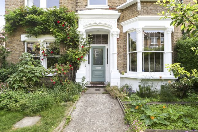 Thumbnail Terraced house to rent in Huddleston Road, Tufnell Park, London