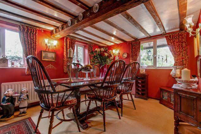 Dining Room of Astwood Lane, Astwood Bank, Redditch B96