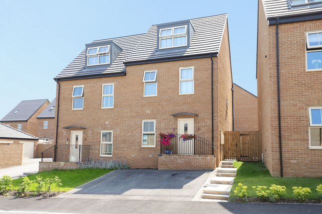 4 bed end terrace house for sale in Tivey Road, Eckington S21