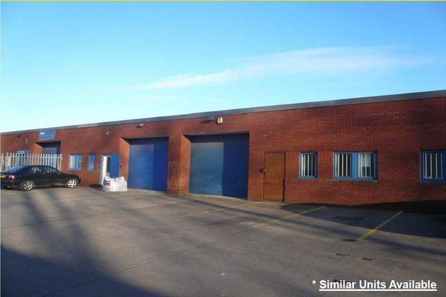 Light industrial to let in Hilton Main Industrial Estate, Bognop Road, Essington, Wolverhampton