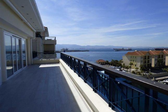 Thumbnail Apartment for sale in Queensway Quay, Gibraltar, Gibraltar