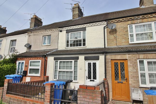 Thumbnail Terraced house for sale in Denmark Opening, Sprowston Road, Norwich