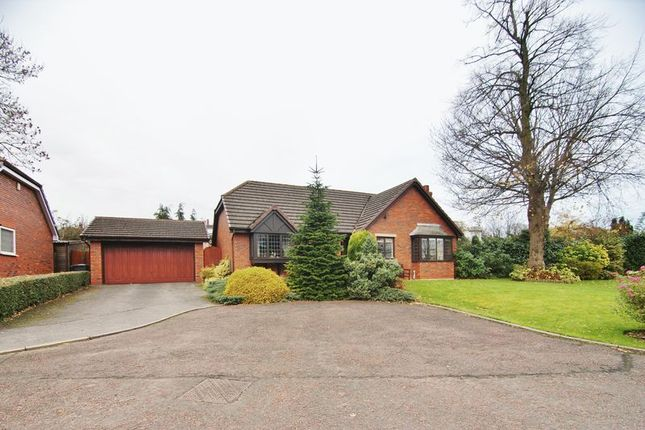 Thumbnail Detached bungalow for sale in Willow Green, Ashton On Ribble