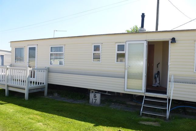 Lodge for sale in Coast Road, Bacton, Norwich