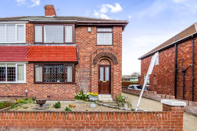 Thumbnail Semi-detached house for sale in Scawthorpe Avenue, Scawthorpe, Doncaster
