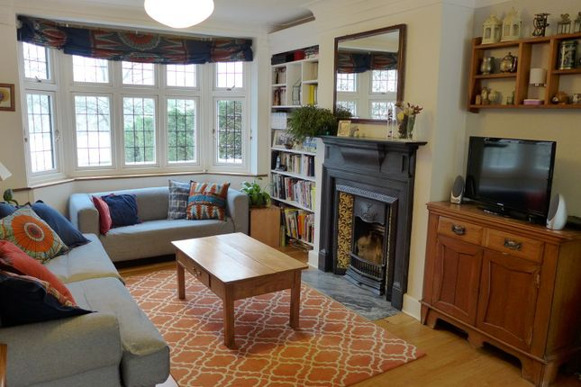 Thumbnail Semi-detached house to rent in Eversley Road, Crystal Palace, London