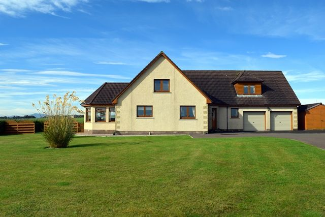 Thumbnail Detached house for sale in The Hill House, Lybster