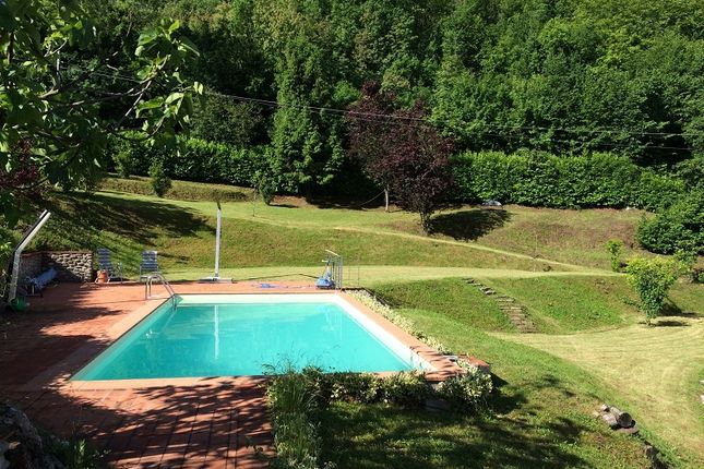 The Pool of Barga, Lucca, Tuscany, Italy