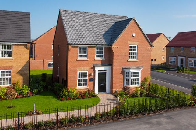 "Thumbnail Detached house for sale in ""Holden"" at Tranby Park, Jenny Brough Lane, Hessle"