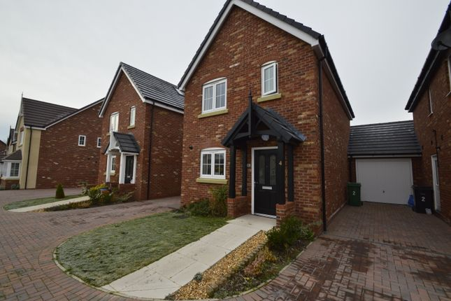 Thumbnail Detached house for sale in All Saints Way, Prescott, Baschurch, Shrewsbury