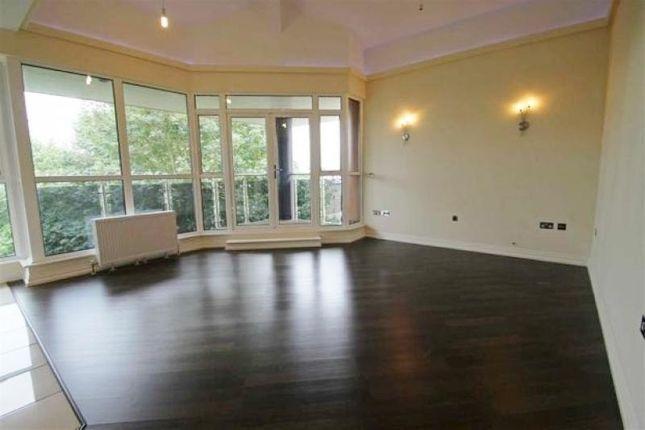Living Area of Osborne Road, New Milton BH25
