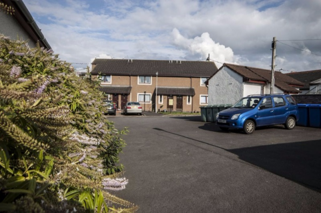 Thumbnail Flat to rent in Midton Road, Prestwick, South Ayrshire, 1Pl