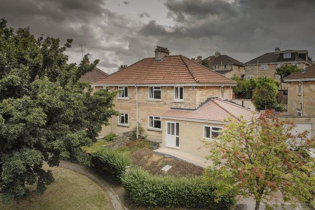 Thumbnail Semi-detached house to rent in Southdown Avenue, Bath