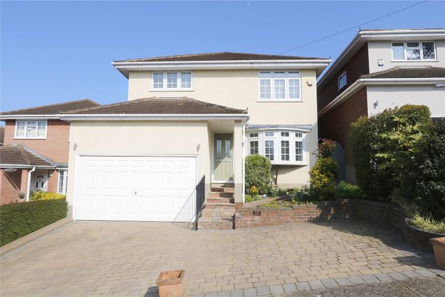 Thumbnail Detached house for sale in Grasmere Road, Thundersley, Benfleet