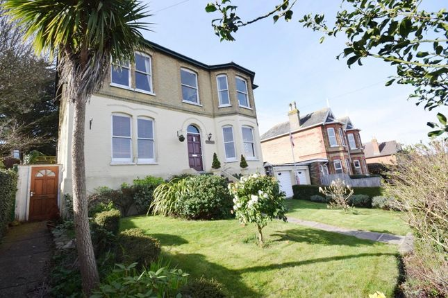 Thumbnail Detached house for sale in Ryde Road, Seaview