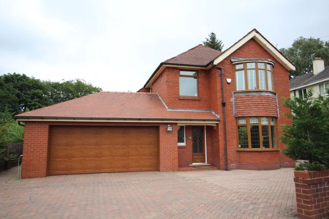Thumbnail Detached house to rent in Woodtop Avenue, Bamford, Rochdale