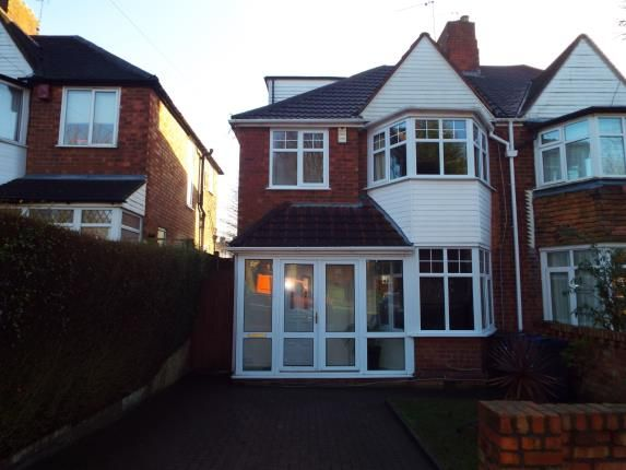 Thumbnail Semi-detached house for sale in Kingstanding Road, Birmingham, West Midlands
